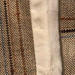 Carolina Herrera plaid dress
